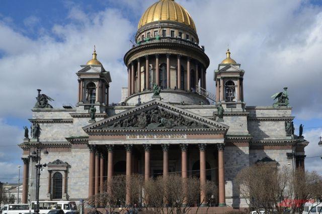 На реставрацию Исаакиевского собора за 10 лет потратили свыше 770 млн руб.