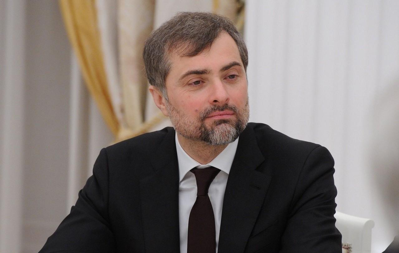 Сурков поздравил Пушилина и…