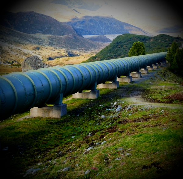 Газ из Азербайджана скоро по…