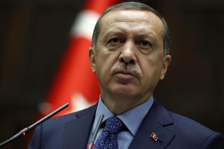 Эрдоган: В Сирии угроза для Турции исходит от стратегических партнеров
