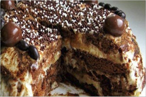 Это просто неописуемо вкусный тортик без выпечки! Всем советую