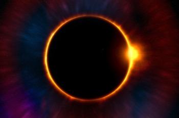 Названа дата последнего полного солнечного затмения