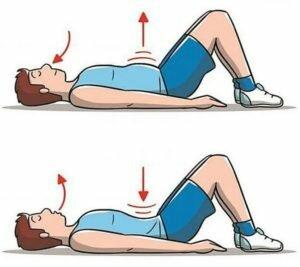 Необязательно ходить в спортзал. Можно практиковать упражнение в любом месте в любое время. Достаточно нескольких минут в день для достижения результата.