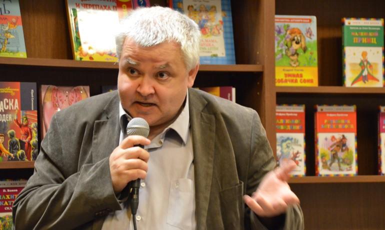 Максим Кронгауз: Русский язы…