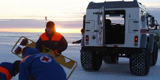 Трагедия наВолге: двое детей имужчина погибли, провалившись под лед