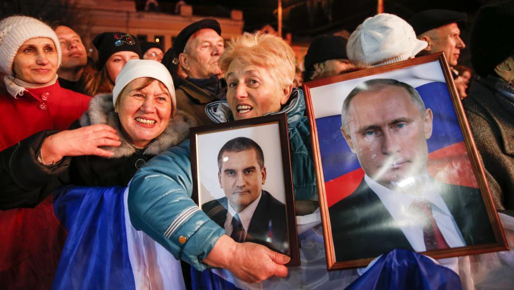Крым против ООН: ваш авторитет стремится к нулю