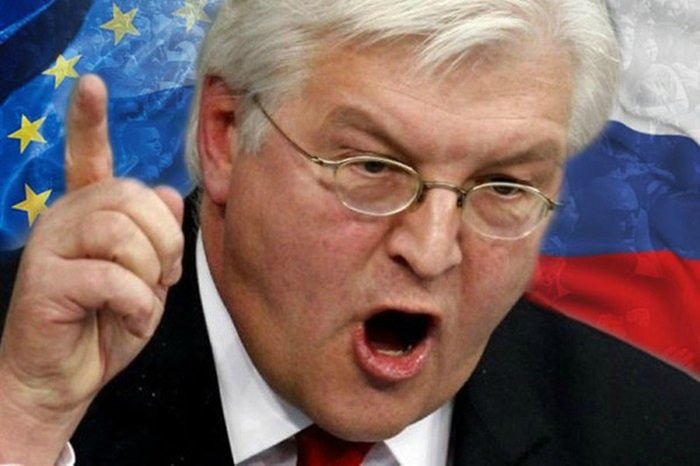 Евросоюз считает что Россия ему должна и точка!