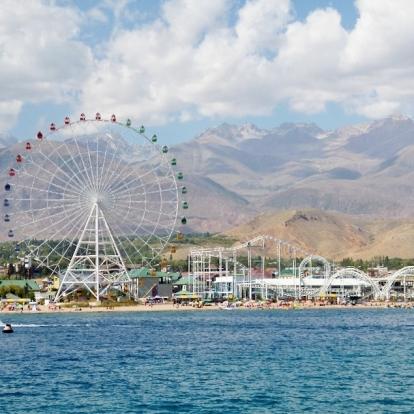 10 новых мест пляжного отдыха вместо Турции и Египта