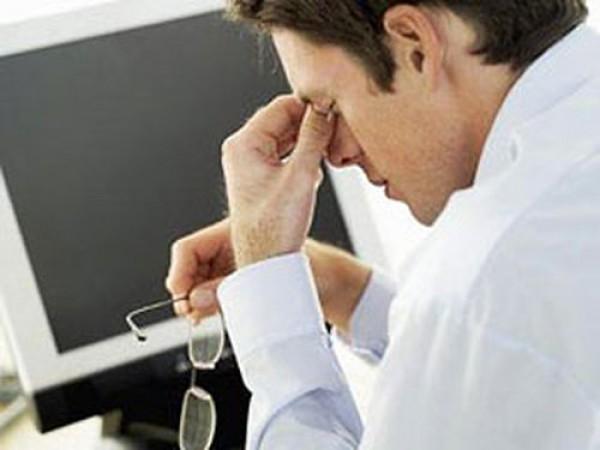 Как снять усталость глазных мышц