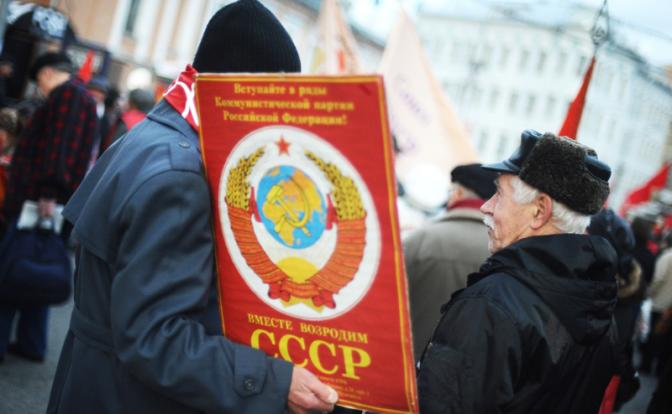 Эпоха Брежнева против времени Путина: Когда в России жилось лучше?