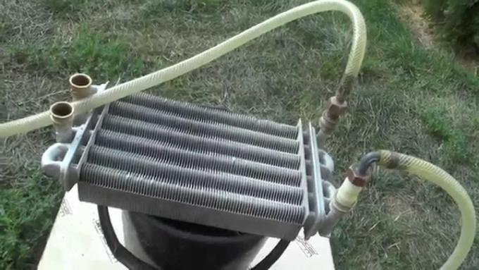 Важность теплообменников в газовых котлах