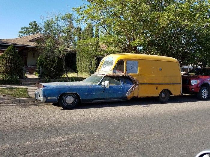 Дом на колесах?