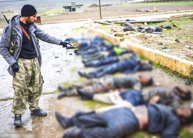 США защищали своих боевиков, а в итоге всех уничтожила РФ и Сирия