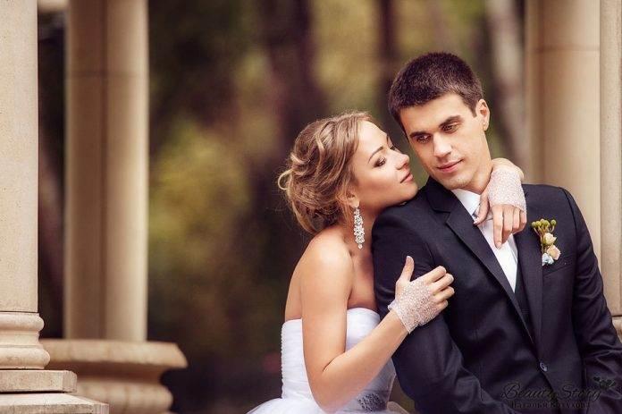 Он получил урок на всю оставшуюся жизнь сразу после 2-х недель брака. Отлично сказано!