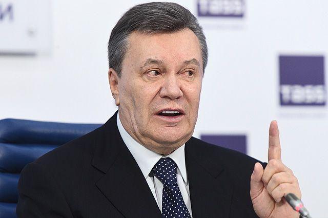 «Животный страх скорого краха». Что сказал Янукович о тех, кто его судит