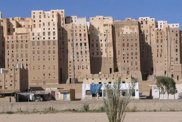 Шибам - небоскребы из прошлого
