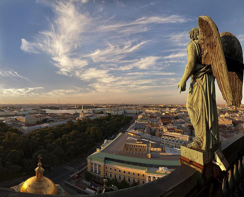 МЕСТА ДАЛЁКИЕ И БЛИЗКИЕ. Интересные факты о Санкт-Петербурге