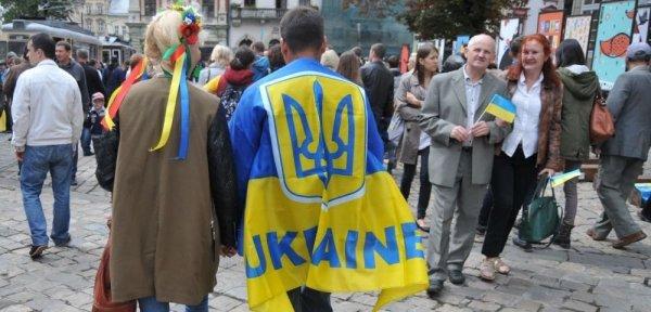 Как Украину превратили в жвачное животное