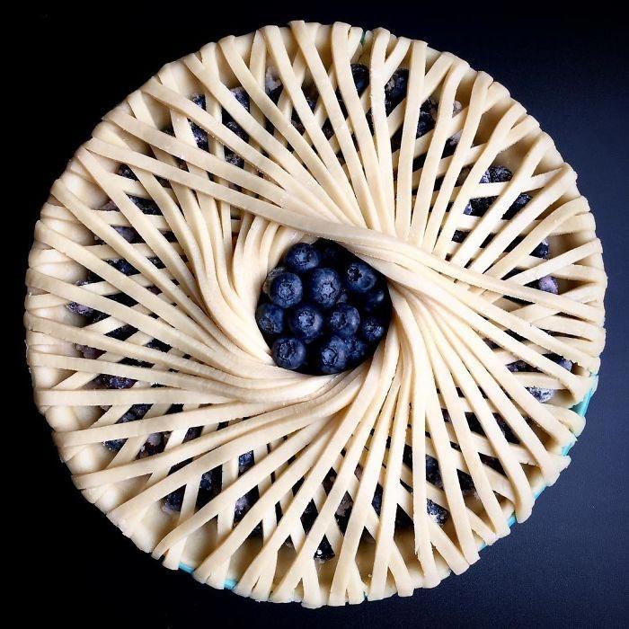 Лорен Ко, красивые пироги