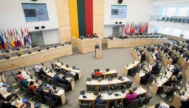 В Литве назревает драка за власть