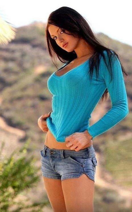 Калейдоскоп красивых девушек