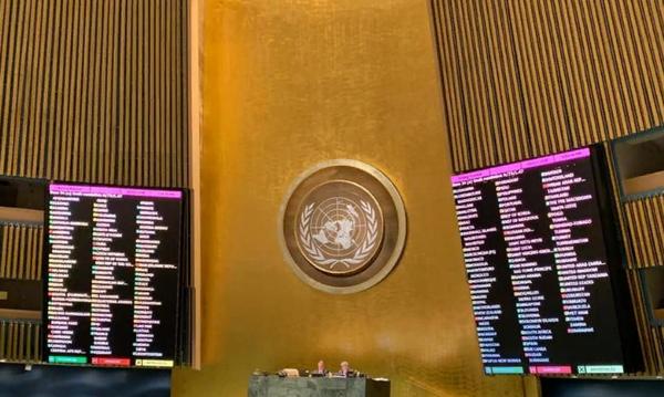 """""""Союзники и три лагеря"""": крымская резолюция в ООН и некрасивая реакция некоторых стран СНГ"""