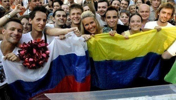 Украине русские Украины не нужны