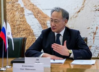 Южная Корея готова принять участие в строительстве судостроительного комплекса