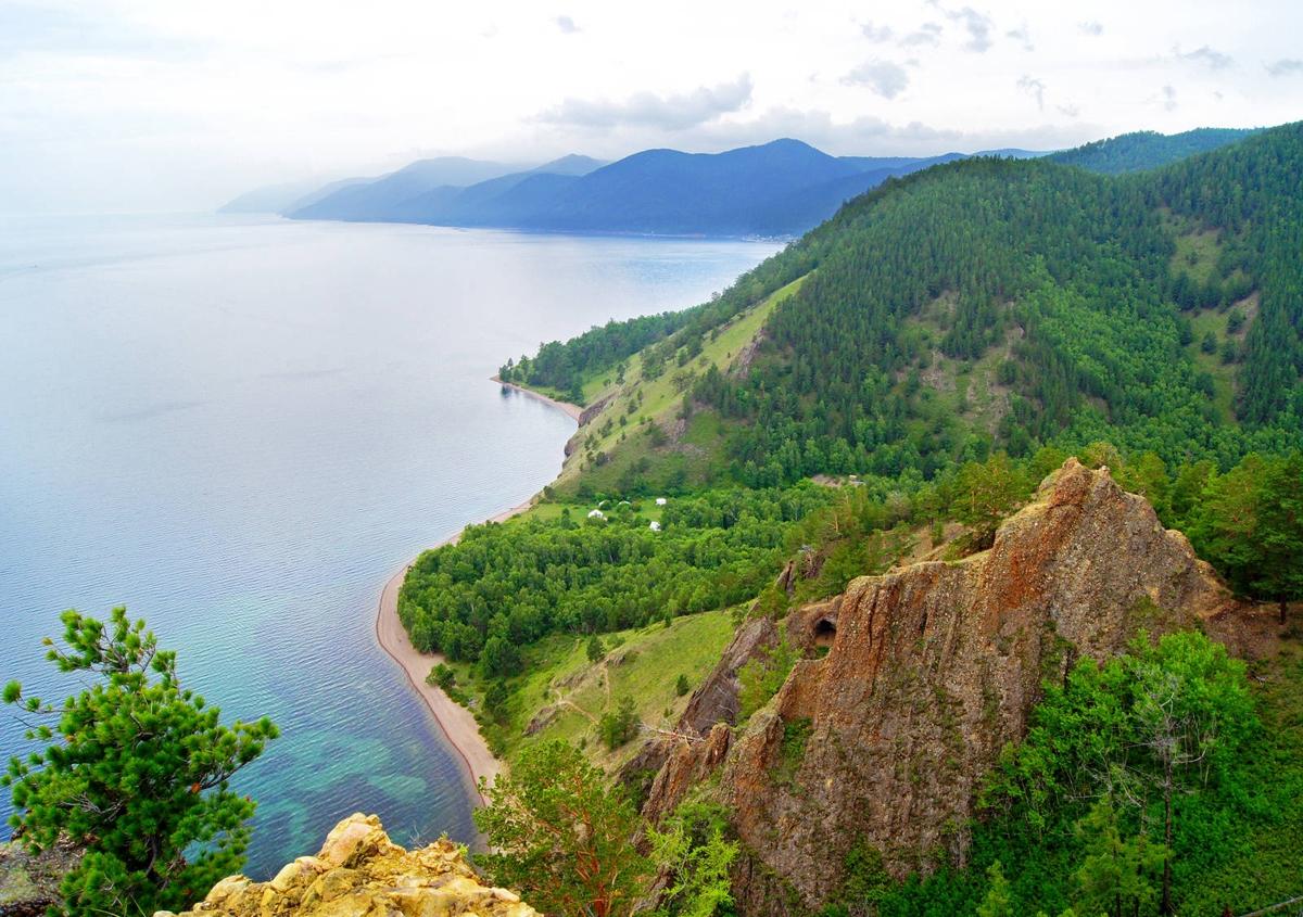 Наш красавец Байкал