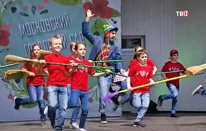 В Москве прошел фестиваль Академии детского мюзикла