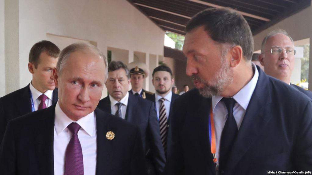 США могут ввести санкции против российских «олигархов»