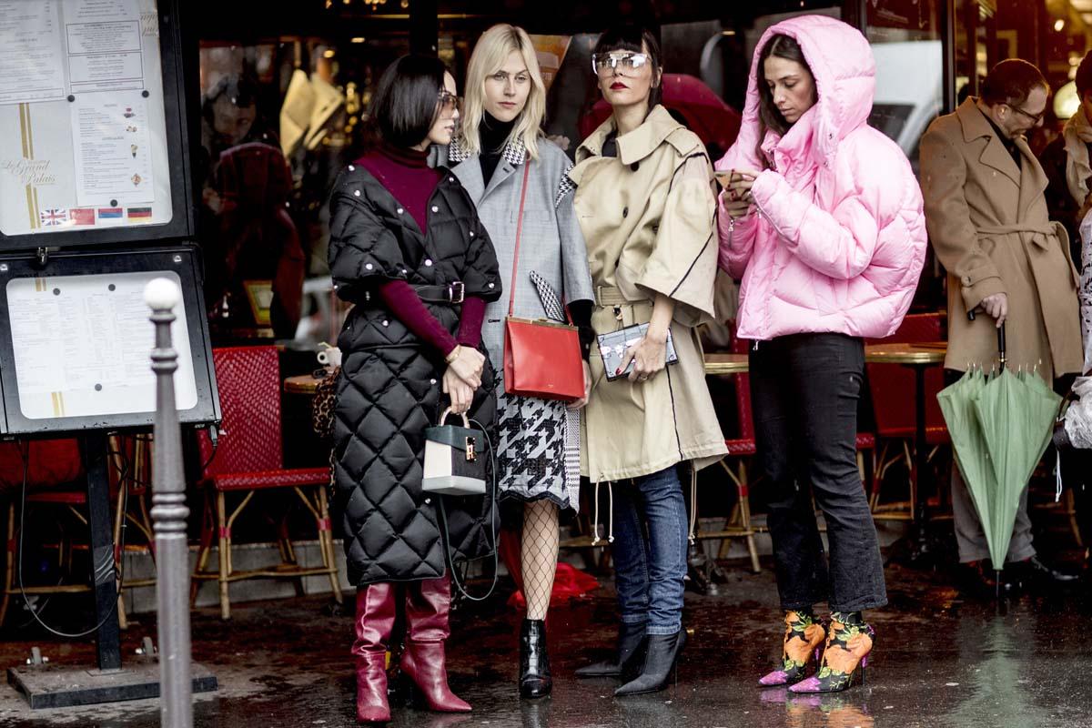 8 способов выглядеть модно в холода