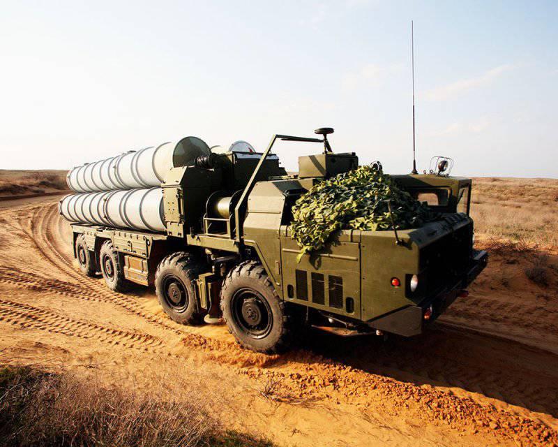 С-300 в Сирии или когда настанет Судный день для ВВС Израиля