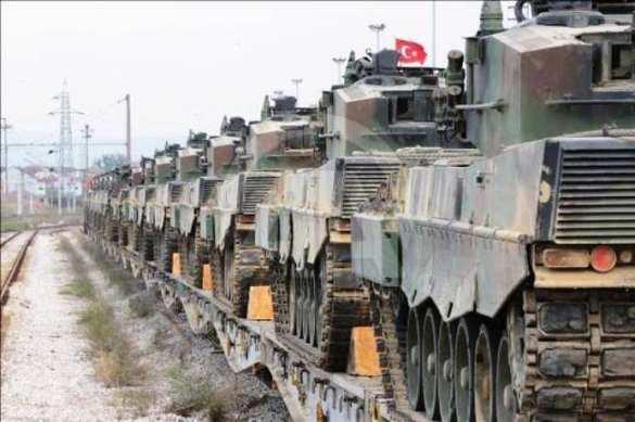 Просчет немецкого танкостроения: новейшие «Леопарды» перестали быть неуязвимыми