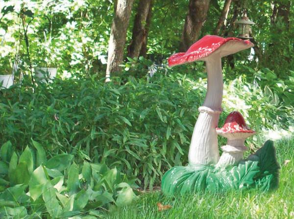 Самые красивые скульптуры для сада