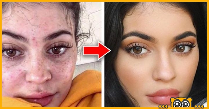 ТОП-10 знаменитостей, которых не узнать без макияжа!