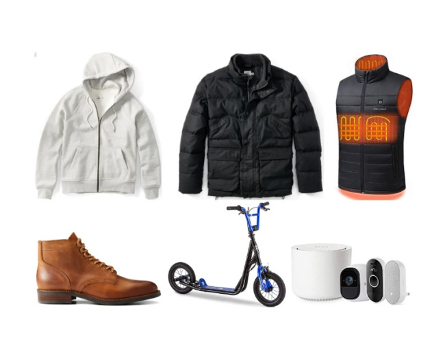 Daily Deals: Scooters, Condoms, Outerwear, Rhodes Chukka Boots, Huckberry Winter Clearance And More!