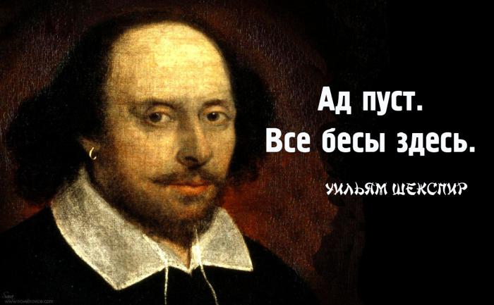 20 мудрых цитат великого Шекспира, актуальных и сегодня