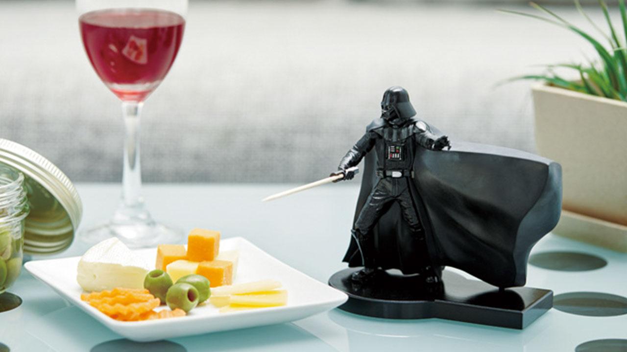 Darth Vader Toothpick Dispenser