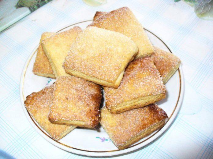 Простое в приготовлении и недорогое печенье «Павловское»