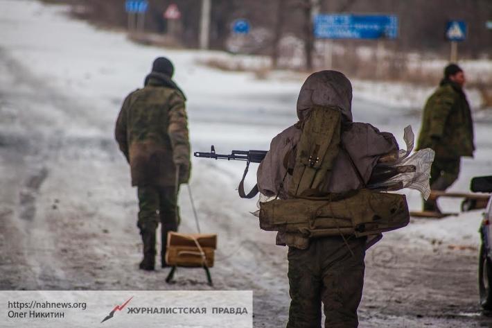 Украина игнорирует план ДНР по прекращению огня и отводу войск