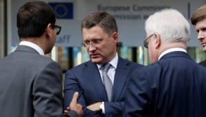 Сегодня Еврокомиссия проведет трехсторонние консультации по газу
