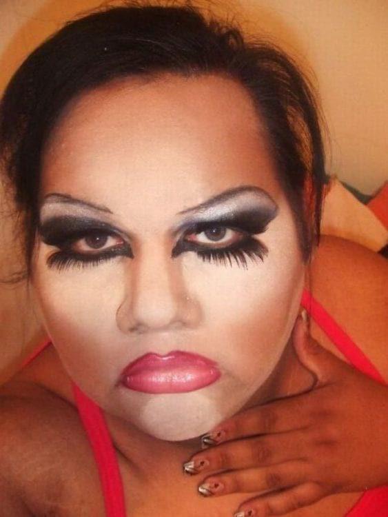 Ужасы макияжа — женщины, которым нужно запретить использование косметики