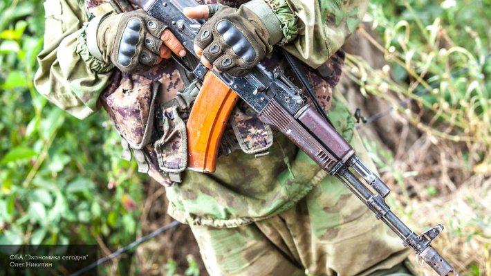 Солдаты ВСУ пытались прорвать оборону ДНР в «серой» зоне на юге республики