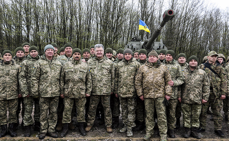 Россию принуждают сдать Донбасс тихо