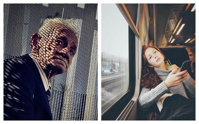 «Улыбнитесь, вас снимает скрытая камера!»: девушка-фотограф делает удивительные снимки незнакомцев