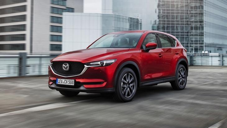 Сколько будет стоить у нас Mazda CX-5 нового поколения