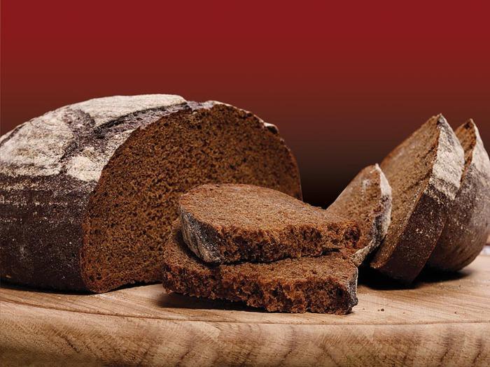 Домашний хлеб без дрожжей на закваске