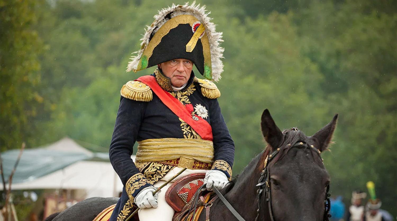 Путина проинформировали о деяниях Наполеона
