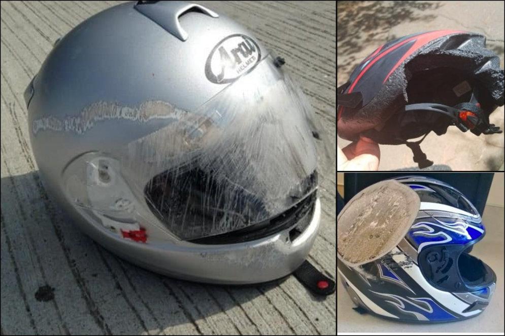 15 доводов в пользу шлема